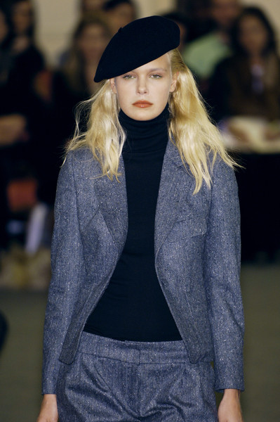 Charles Anastase at Paris Fall 2005