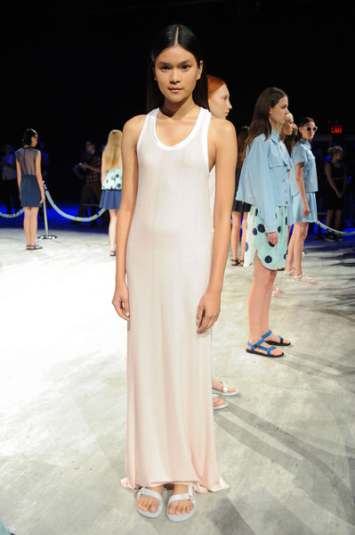 Charlotte Ronson at New York Spring 2015