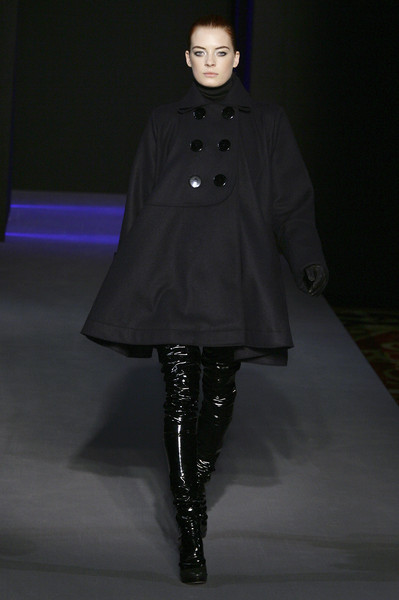 Cher Michel Klein at Paris Fall 2008