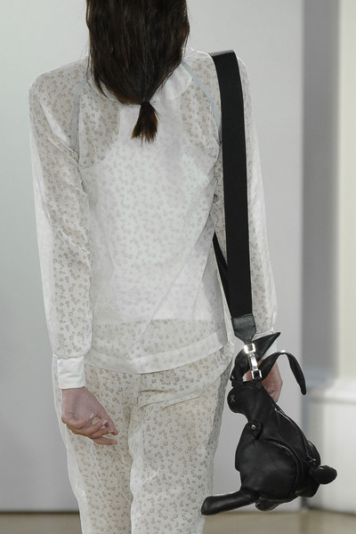 Chistopher Raeburn at London Spring 2013 (Details)