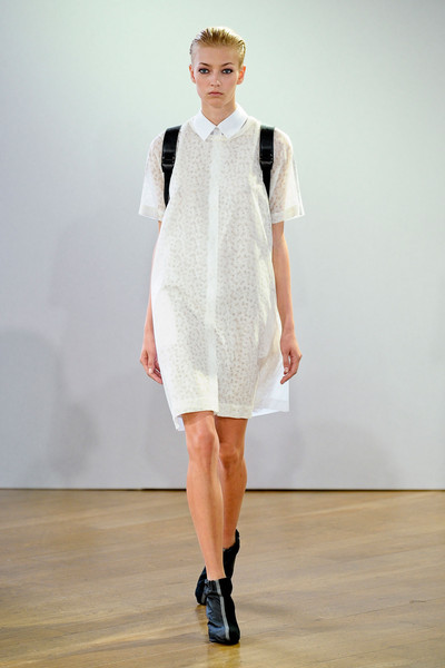 Chistopher Raeburn at London Spring 2013