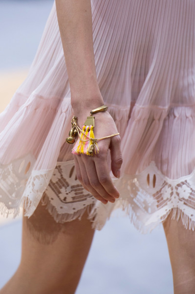 Chloe Clp Bis at Paris Spring 2016 (Details) [white,clothing,yellow,hand,dress,fashion,fashion accessory,bridal accessory,lace,waist,fashion accessory,jewellery,dress,chloe clp bis,chlo\u00e9,fashion,fashion,clothing,runway,paris fashion week,jewellery,fashion,chlo\u00e9,paris fashion week,clothing,french fashion,bracelet,fashion accessory,runway]