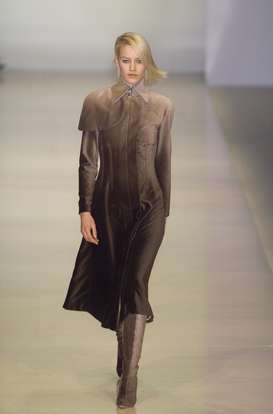 Chloé at Paris Fall 2001