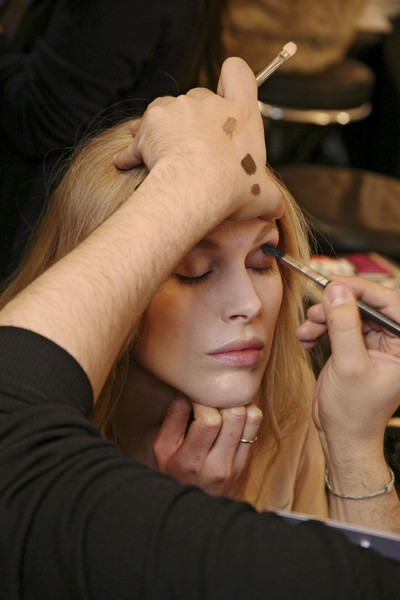 Chloé at Paris Fall 2011 (Backstage)