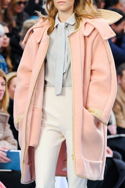 Chloé at Paris Fall 2012 (Details)
