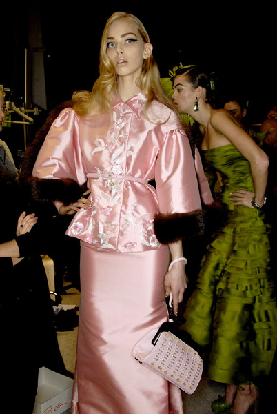 Christian Dior at Paris Fall 2007 (Backstage)