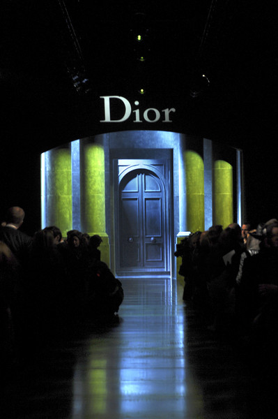 Christian Dior at Paris Fall 2010