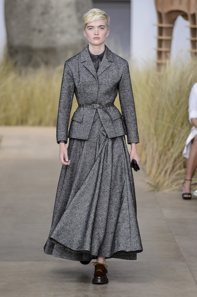 Christian Dior at Couture Fall 2017