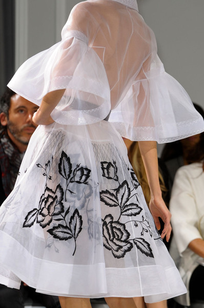 Christian Dior at Couture Spring 2012 (Details)