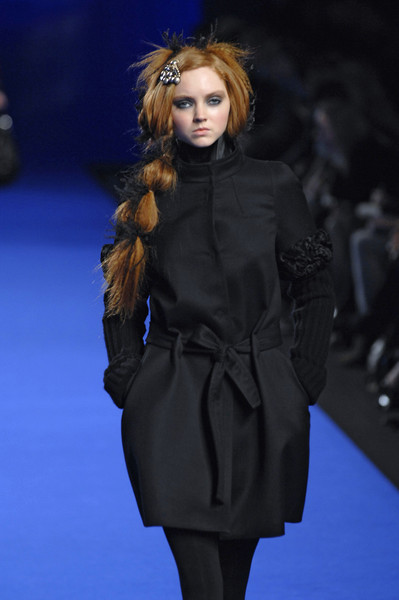 Christian Lacroix at Paris Fall 2007