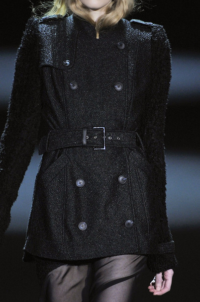 Christian Siriano at New York Fall 2011 (Details)