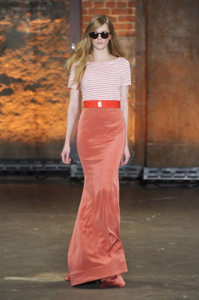 Christian Siriano at New York Spring 2012