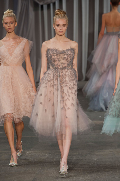 Christian Siriano at New York Spring 2013