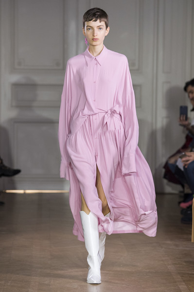 Christian Wijnants at Paris Fall 2019