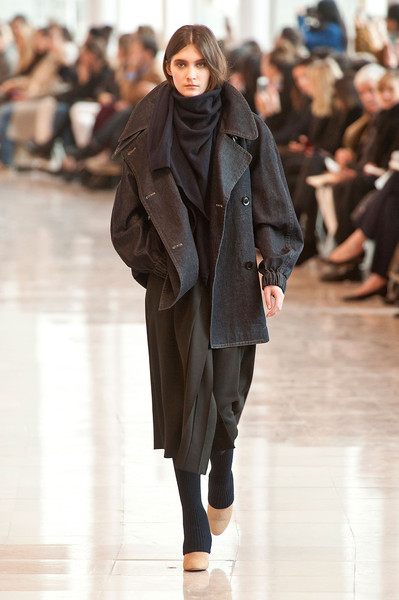 Christophe Lemaire at Paris Fall 2014