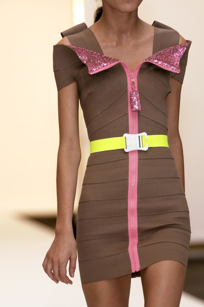 Christopher Kane at London Spring 2007 (Details)