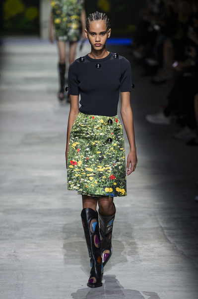Christopher Kane at London Spring 2020