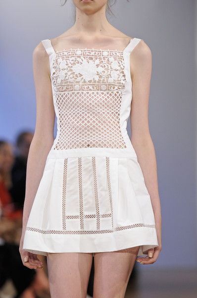 Collette Dinnigan at Paris Spring 2014 (Details)
