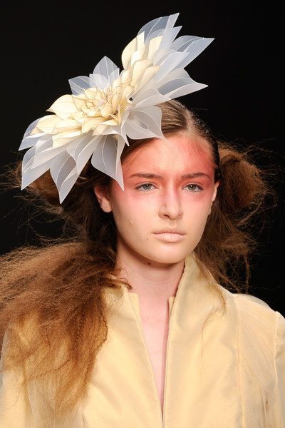 Corrie Nielsen at London Spring 2013 (Details)