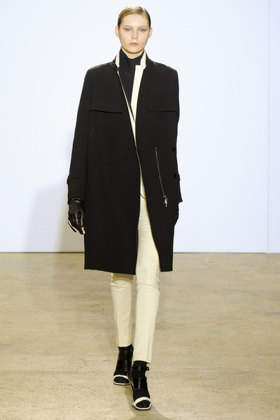 Costume National at Paris Fall 2011