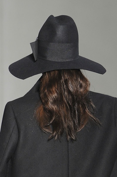 Costume National at Paris Fall 2012 (Details)