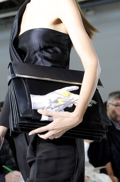 Costume National at Paris Spring 2013 (Details)