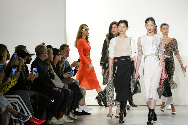 Creatures Of The Wind at New York Spring 2018