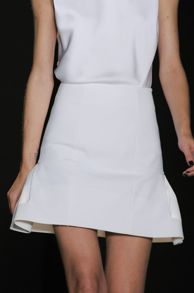 Cushnie et Ochs at New York Fall 2013 (Details)