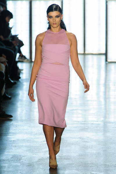 Cushnie et Ochs at New York Fall 2015