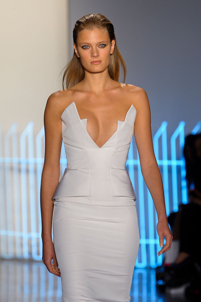 Cushnie et Ochs at New York Spring 2012