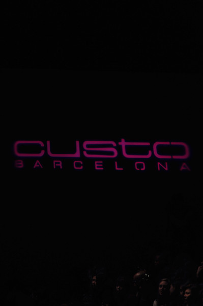 Custo Barcelona at New York Fall 2014