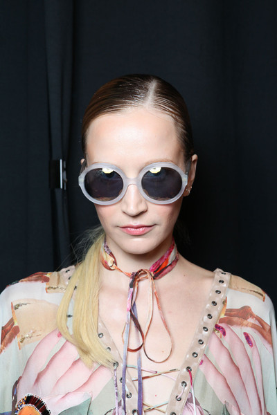 Custo Barcelona at New York Spring 2012 (Backstage)