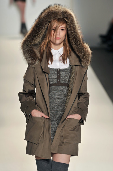 Cynthia Steffe at New York Fall 2010