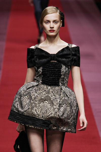D&G at Milan Fall 2009