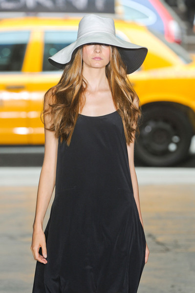 DKNY at New York Spring 2012