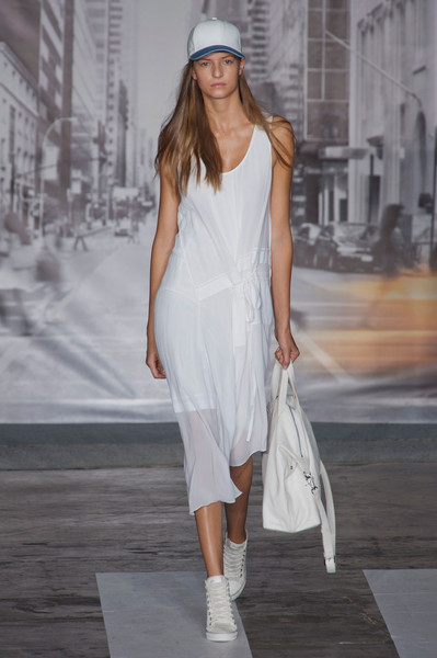 DKNY at New York Spring 2013