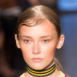 Striped Chokers at DKNY