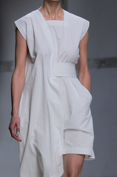 Damir Doma at Paris Spring 2014 (Details)