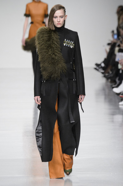 David Koma at London Fall 2017
