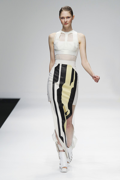 David Koma at London Spring 2011