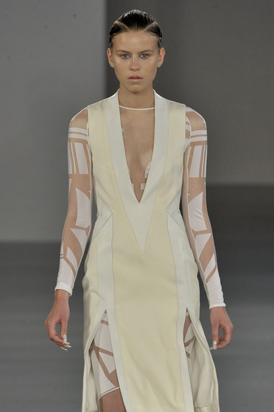 David Koma at London Spring 2012