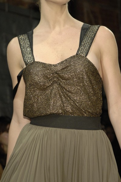 Derek Lam at New York Fall 2007 (Details)