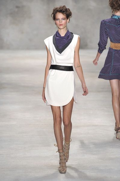 Derek Lam at New York Spring 2010