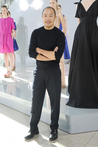 Derek Lam + eBay at New York Fall 2011