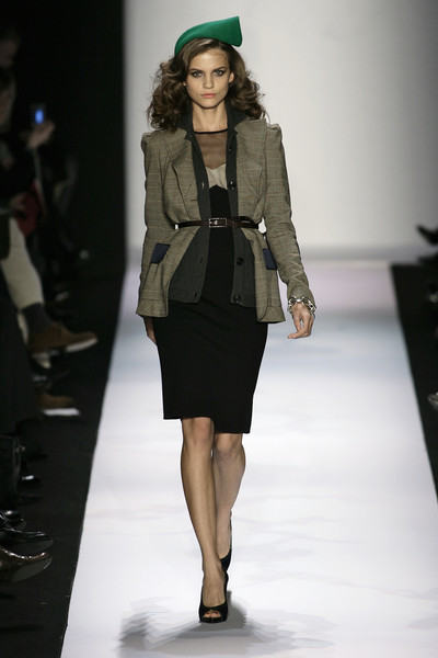 Diane von Furstenberg at New York Fall 2008