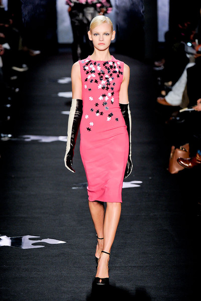 Diane von Furstenberg at New York Fall 2012