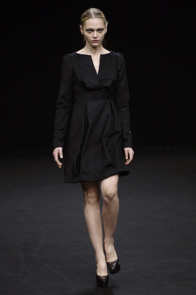 Dice Kayek at Paris Fall 2006