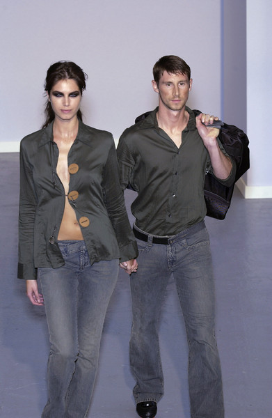 Dirk Bikkembergs at Paris Spring 2004