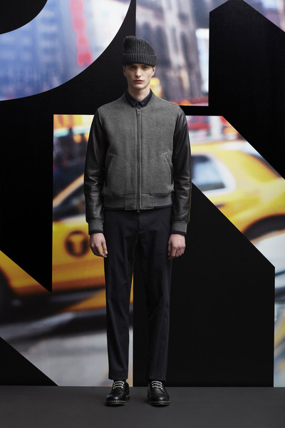 Dkny Man at New York Fall 2013