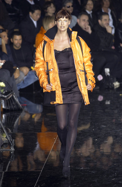Dolce & Gabbana at Milan Fall 2003